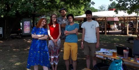 HLP: Énmesék - Woodstock az Ugaron